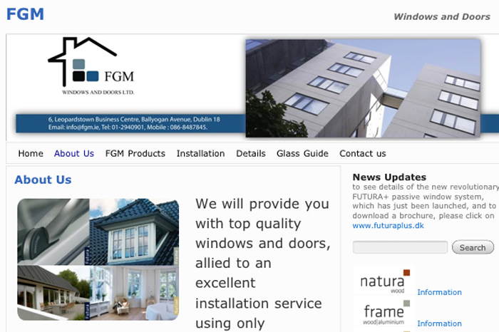 FGM Windows & Doors