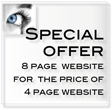 Special offer from Web Designer Wicklow