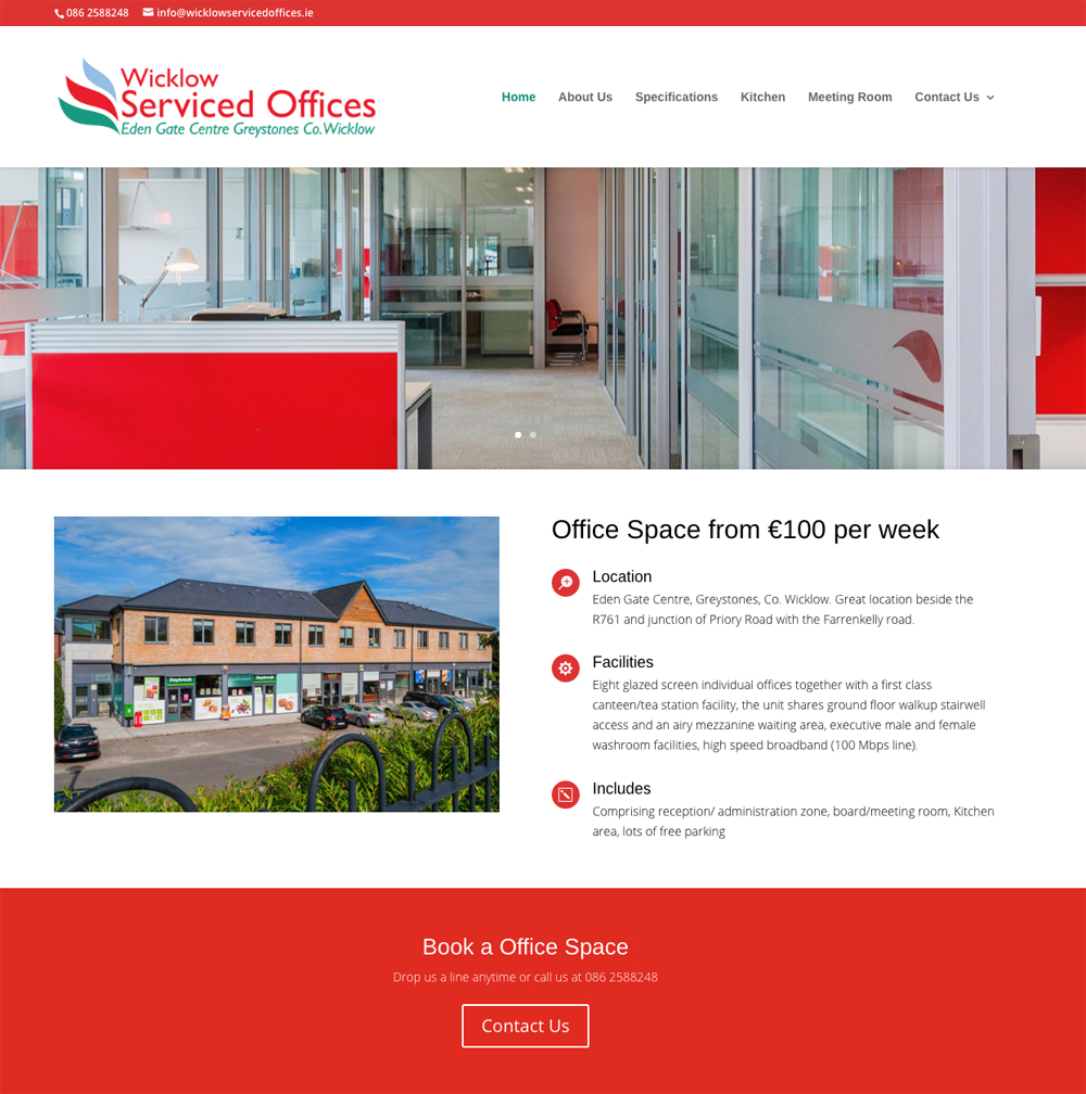 Wicklow Serviced Offices